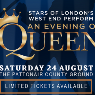An Evening of Queen - 24 Aug