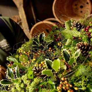 Christmas Wreath Making - 5 - 7 Dec