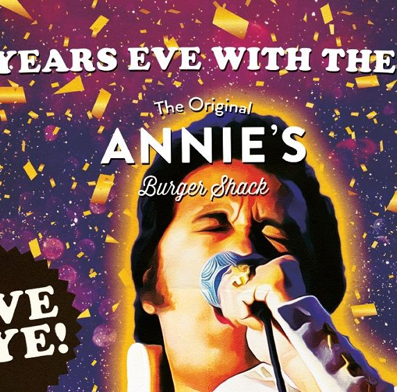 Elvis! New Year's Eve at Annie's Derby