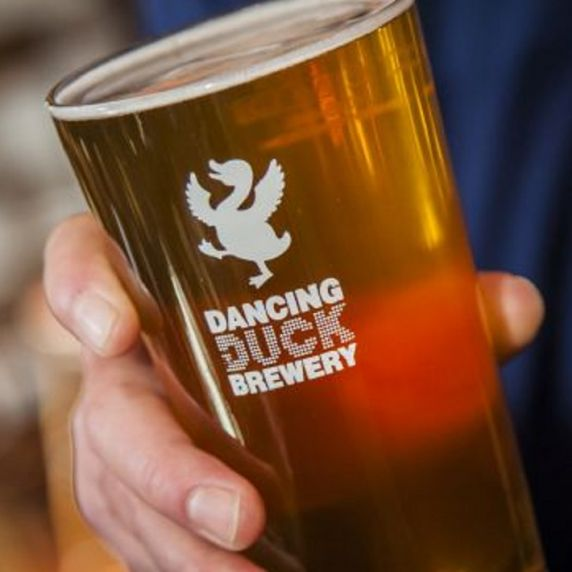 Dancing Duck Brewery Night