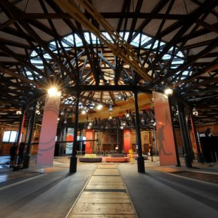Derby Roundhouse Tour