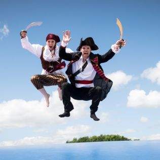 Pirates of the Maize Maze at the National Forest Adventure Farm - 15 Jul - 4 Sep
