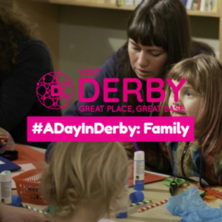 #ADayInDerby: Family