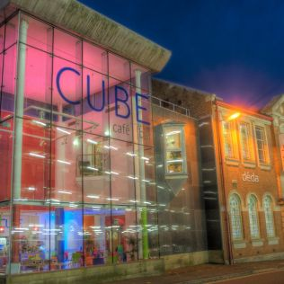 CUBE Café|Bar at Déda - Opening 25 Sep
