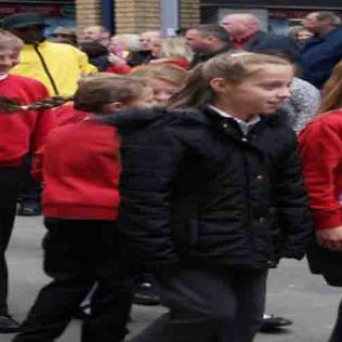 Derby North District Scouts St George's Day Parade - 23 Apr