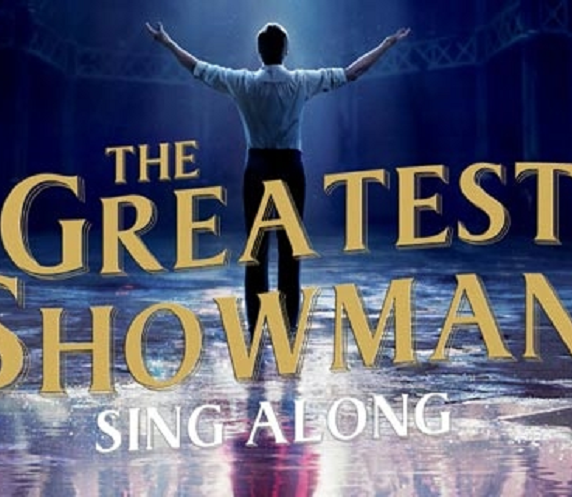 The Greatest Showman Singalong (PG) at Derby Cathedral