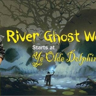 Derby River Ghost Walk - 18 Mar, 16 Apr