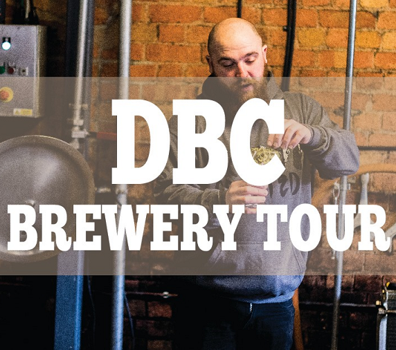 Derby Brewing Company Brewery Tour