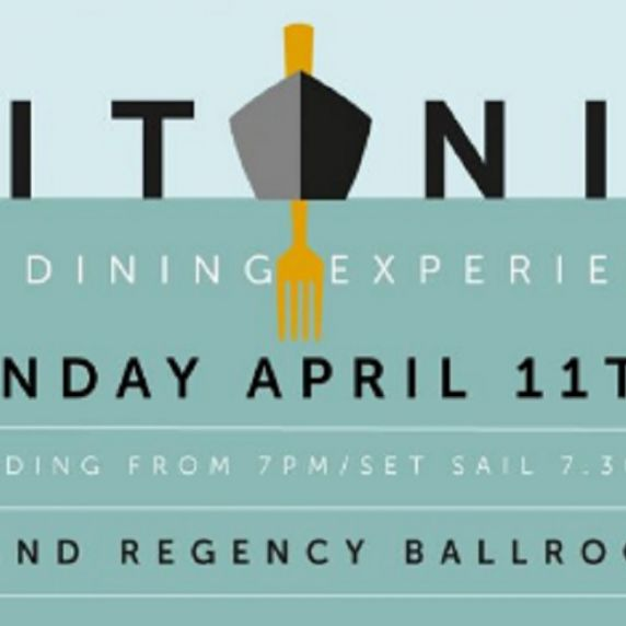 Titanic Dining Experience