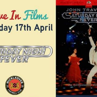 Drive In Films - 17 Apr