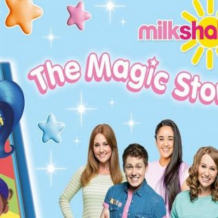 Milkshake! Live: The Magic Story Book