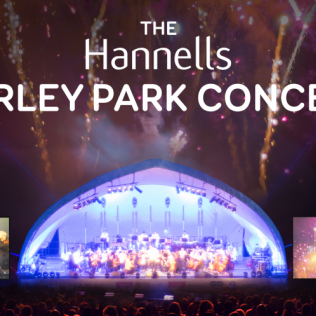 The Hannells Darley Park Concert 2020 - 30 Aug