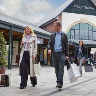 East Midland's Designer Outlet