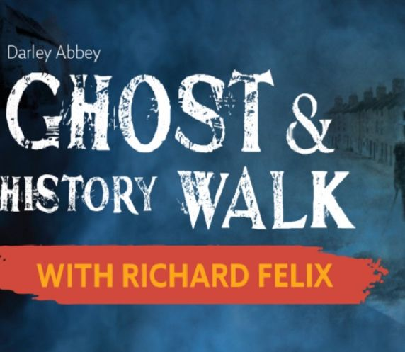 Darley Abbey Ghost & History Walk