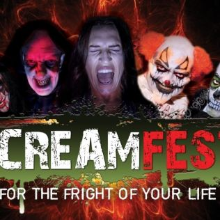 Screamfest - 10 Oct - 2 Nov